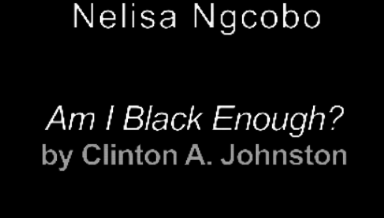 Nel black enough mono